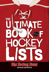 """The Ultimate Book of Hockey Lists: """"The Hockey News"""""""