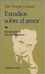 Estudios Sobre El Amor