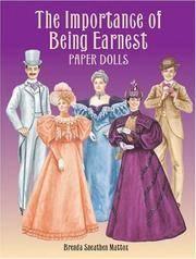 The Importance of Being Earnest Paper Dolls by Brenda Sneathen Mattox - Paperback - 2001 - from Snowball Bookshop (SKU: KM3007HO)