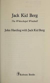 Jack Kid Berg: The Whitechapel Windmill