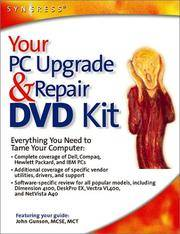 PC Maintenance and Repair DVD Kit: Including Windows 2000 Configuration Wizards