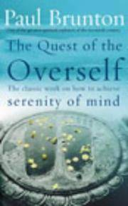 The Quest Of the Overself