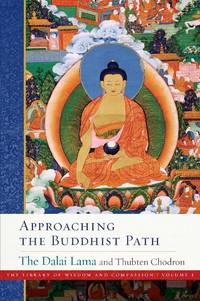 Approaching the Buddhist Path (Library of Wisdom and Compassion, volume 1).