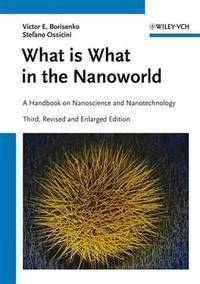 What Is What In The Nanoworld  (Hb 2012)