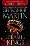 image of A Clash of Kings (HBO Tie-in Edition): A Song of Ice and Fire: Book Two