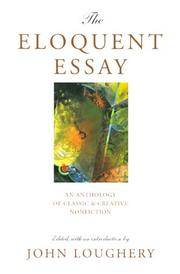 the eloquent essay pdf