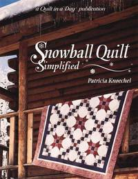 image of Snowball Quilt: Simplified