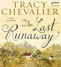 The Last Runaway by  Kate [Reader]  Tracy; Reading - 2013-01-24 - from Hilltop Book Shop and Biblio.com