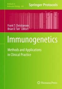 9781617798412 - Immunogenetics: Methods and Applications in