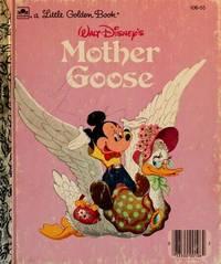 Walt Disney's Mother Goose - A Little Golden Book No.106-55