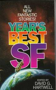 image of Year's Best SF