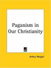 image of Paganism in Our Christianity
