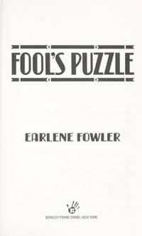 FOOL'S PUZZLE  a Benni Harper Mystery