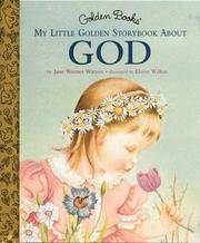 My Little Golden Storybook About God