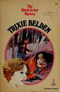 image of Trixie Belden and The Black Jacket Mystery