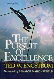 Pursuit Of Excellence, The