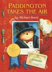 image of Paddington Takes the Air (Paddington Chapter Books)