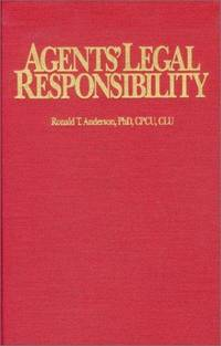 Agents\' Legal Responsibility