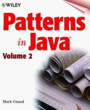 Patterns in Java, Volume 2 (with CD-ROM)