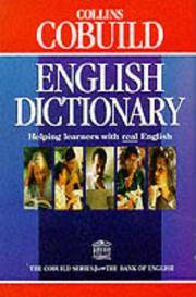 image of Collins Cobuild English Dictionary