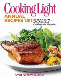 Cooking Light Annual Recipes 2011