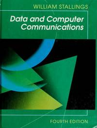 image of DATA AND COMPUTER COMMUNICATIONS
