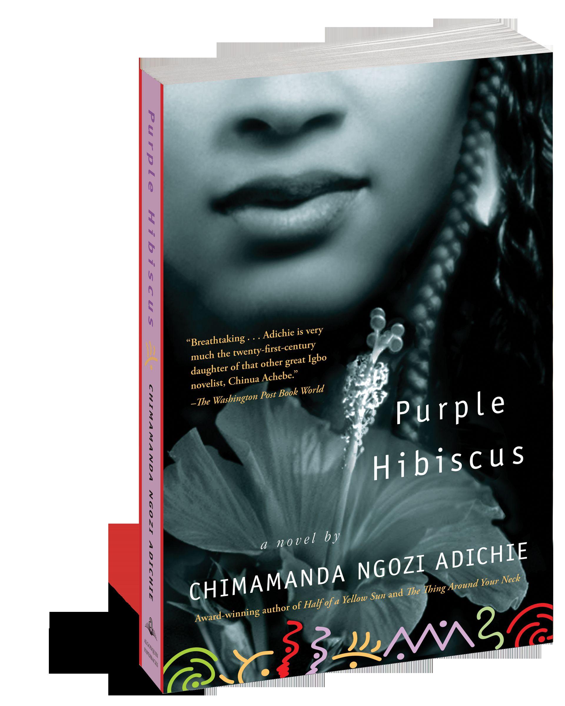 9781616202415 Purple Hibiscus A Novel By Chimamanda Ngozi Adichie