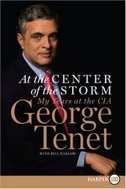 image of At the Center of the Storm: My Years at the CIA