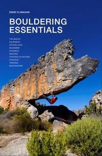 image of Bouldering Essentials: the complete guide to bouldering