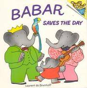 Babar Saves the Day (Pictureback(R))