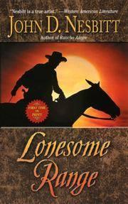 Lonesome Range (Leisure Historical Fiction)
