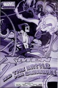 X-Men and the Battle of the Cerebro! (Marvel Super Heroes Collector's Club)