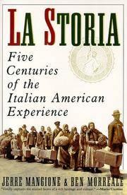 image of La Storia: Five Centuries of the Italian American Experience