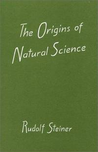 image of THE ORIGINS OF NATURAL SCIENCE