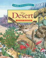 Look Who Lives in the Desert