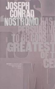 image of Nostromo (Essential Penguin)