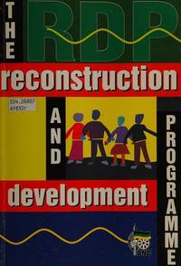 The Reconstruction and Development Programme: A Policy Framework