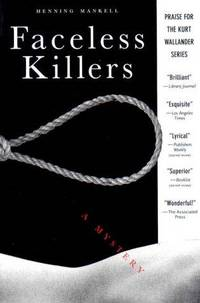 Faceless Killers *1/1 US true first edition*