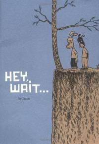 image of Hey, Wait... (Norwegian Edition)