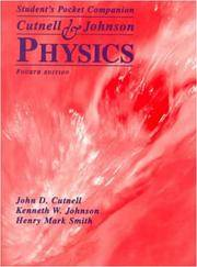 image of Physics, , Student's Pocket Companion