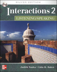 Interactions 2 Listening/Speaking (Student Book with Audio Highlights)