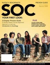 SOC (with Review Cards and Bind-In Printed Access Card) (Available Titles CourseMate)