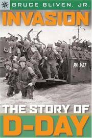 Sterling Point Books®: Invasion: The Story of D-Day
