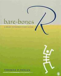 image of Bare-bones R: A Brief Introductory Guide