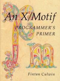 X Motif Programmer's Primer