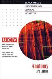 UCV ANATOMY ; 3 /E