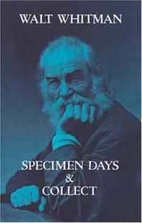 Specimen Days  Collect