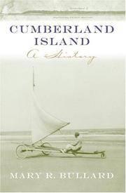 image of Cumberland Island: A History