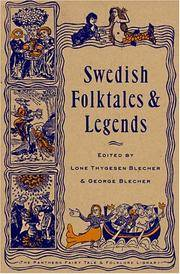 Swedish Folktales and Legends (The Pantheon Fairy Tale & Folklore Library)
