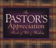 THE PASTOR'S APPRECIATION BOOK OF WIT AND WISDOM